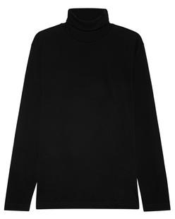 STEFAN BRANDT Turtleneck Wool Black