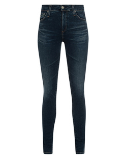 AG Jeans Farrah Skinny Dark Blue
