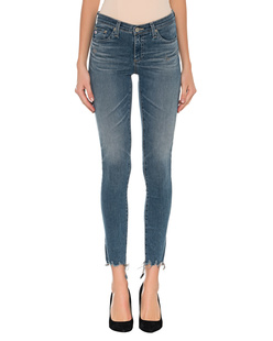 AG Jeans The Legging Ankle Super Skinny Blue