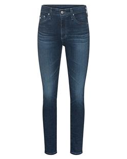 AG Jeans The Farrah Skinny Dark Blue