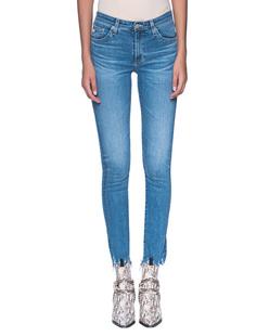 AG Jeans Prima Ankle Cigarette Blue