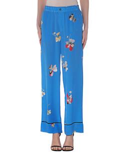 Ganni Joycedale Flower Blue