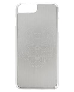 KENZO Tiger Head Silver