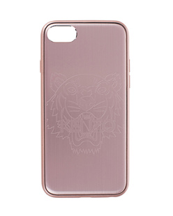 KENZO iPhone 7 Tiger Head Rose Gold
