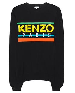 KENZO Knit Paris Multi Black