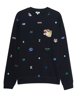 KENZO All Over Embro Black