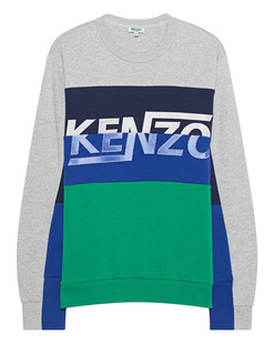KENZO Shifted Label Grey