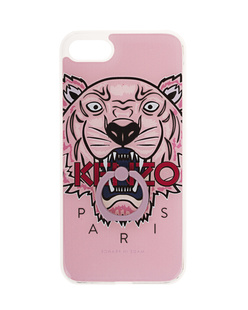 KENZO iPhone 7 Tiger Ring Rose