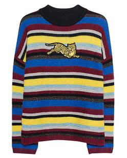 KENZO Striped Tiger Multicolor
