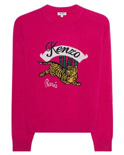 KENZO Tiger Paris Pink