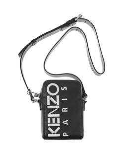 KENZO Small Logo Black