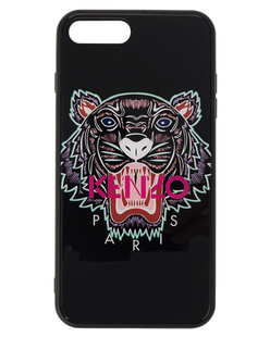 KENZO iPhone 7/8 Tiger Acryl Black