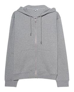 KENZO Hoodie Zip Grey