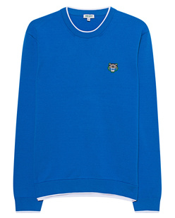 KENZO Tiger Jumper Blue