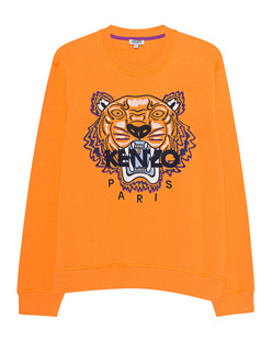 KENZO Sweater Tiger Orange