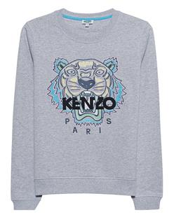 KENZO Slim Classic Tiger Light Grey