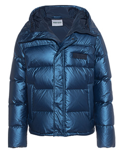 KENZO Hooded Down Navy