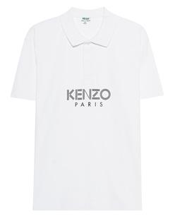 KENZO Polo White