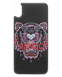 KENZO Iphone Xs MAX 3D Tiger Head Black