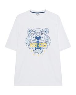 KENZO Tiger Oversized White
