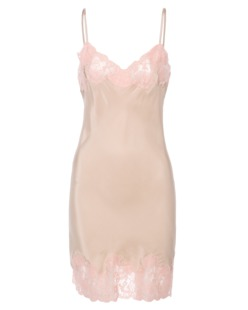 FALCON & BLOOM Romantic Slip Nude