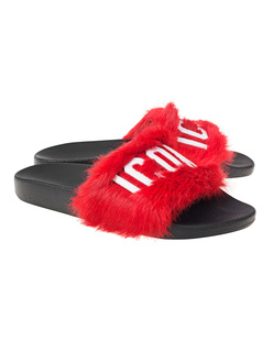DSQUARED2 Icon Lapin Red Black