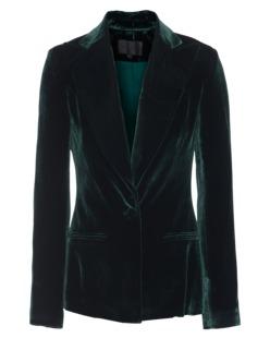 CUSHNIE ET OCHS Velvet Blaze Emerald