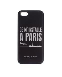 FAME ON YOU Je m'installe a Paris 5 Black