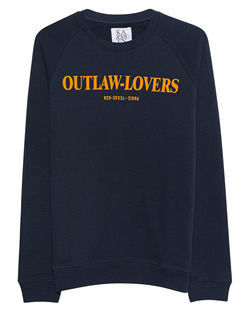 ZOE KARSSEN Outlaw Lovers Navy