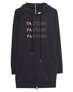 ZOE KARSSEN Zip Statement Black