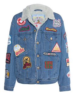GCDS Patches Denim