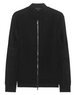 HELMUT LANG Embroidered Bomber Black