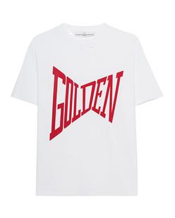 GOLDEN GOOSE Golden Var White Red