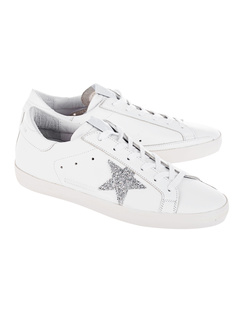 GOLDEN GOOSE Superstar Crystal Edition