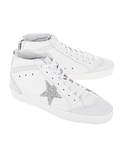 GOLDEN GOOSE Mid Star Crystal Edition