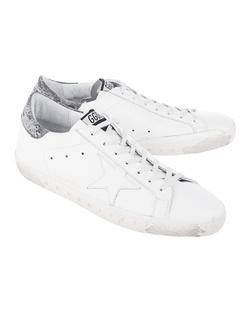 GOLDEN GOOSE DELUXE BRAND Superstar White Leather/Landed