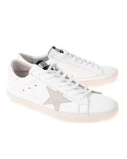 GOLDEN GOOSE DELUXE BRAND Superstar All White