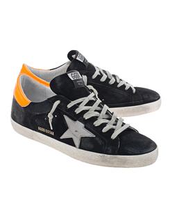 GOLDEN GOOSE DELUXE BRAND Superstar Velours Black