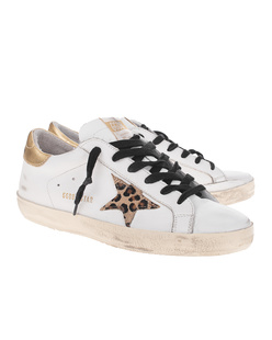 GOLDEN GOOSE DELUXE BRAND Superstar Leo White