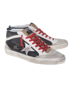 GOLDEN GOOSE DELUXE BRAND Mid Star Multicolor