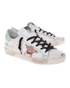 GOLDEN GOOSE DELUXE BRAND Superstar White Mint