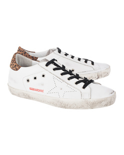 GOLDEN GOOSE DELUXE BRAND Superstar Skate White