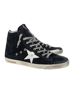 GOLDEN GOOSE DELUXE BRAND Francy Classic Night Blue