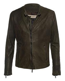 GIORGIO BRATO Leather Green