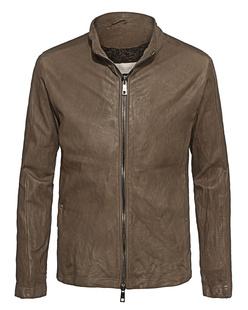 GIORGIO BRATO Leather Taupe
