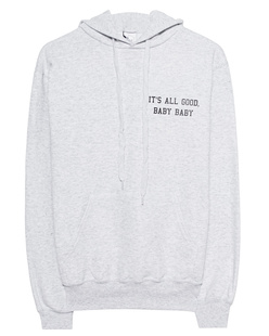 "L.A.LU Design ""Its all good baby"" Grey"