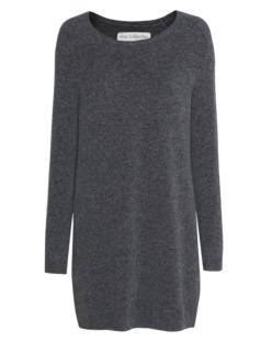 FINE COLLECTION Merino Blend Long Anthracite