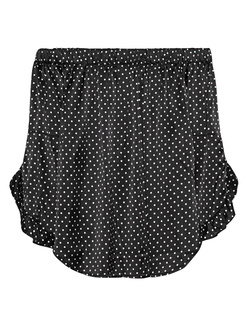JADICTED Polka Dots Black