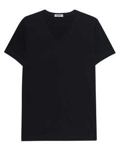CROSSLEY Basic Vneck Black