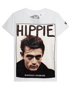 Bastille Hippie White